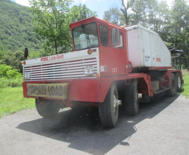 1973 Link Belt HC 218 82 ton 5