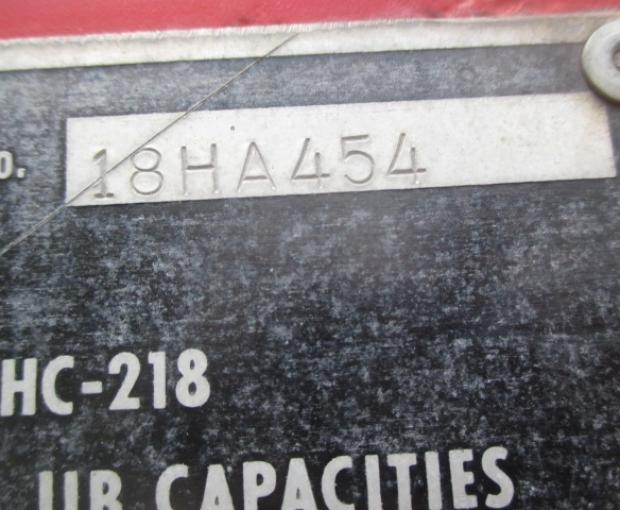 1973 Link Belt HC 218 82 ton 26