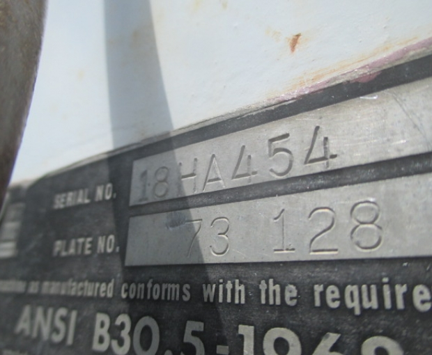 1973 Link Belt HC 218 82 ton 23