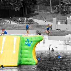 Bounce, crawl and splash your way across The Wibit