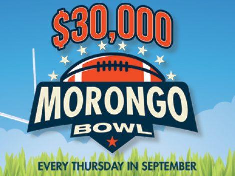 Morongo casino bingo schedule