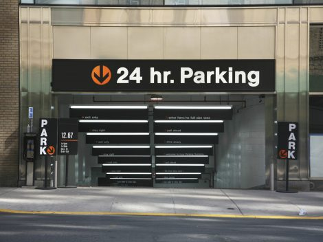 Parking coupons time square