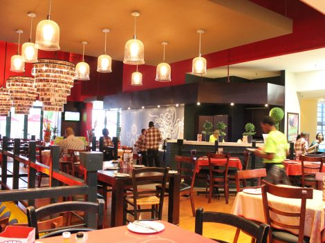 Mimmos Suncoast Italian Restaurant Durban