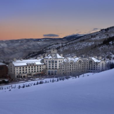 The Wintry Charms of Park Hyatt Beaver Creek (Forbes.com)