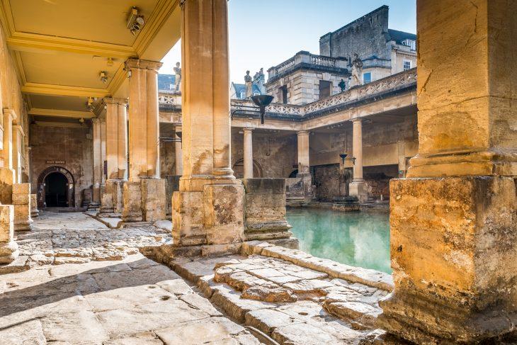 Spotlight on The Roman Baths | Apex Hotels