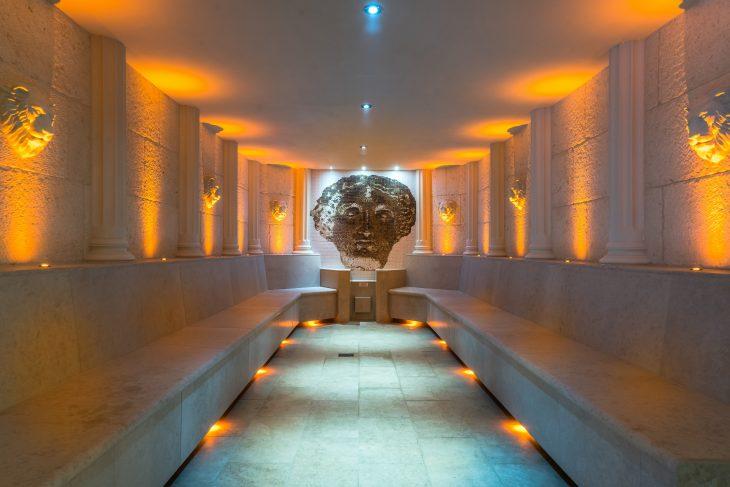 Pullman Bath Light: Spotlight On Thermae Bath Spa