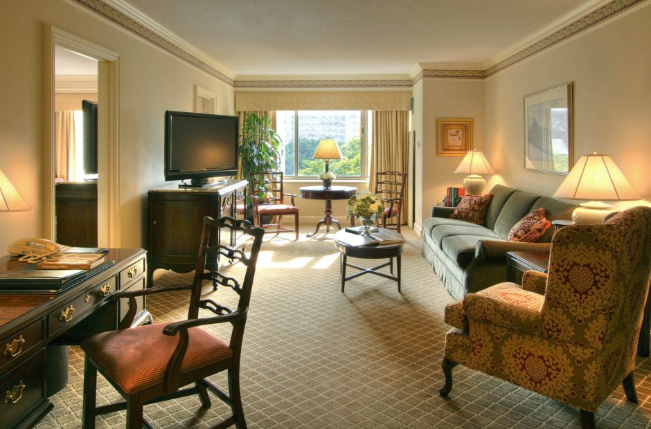 Luxury Center City Philadelphia Hotels The Rittenhouse