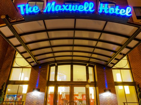 seattle boutique hotel the maxwell hotel. Black Bedroom Furniture Sets. Home Design Ideas