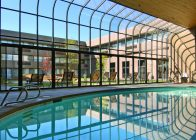 Indoor Swimming Pool at Red Lion Hotel Kalispell