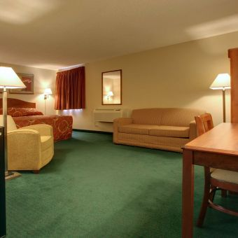 Americas Best Value Inn-St. Louis / South