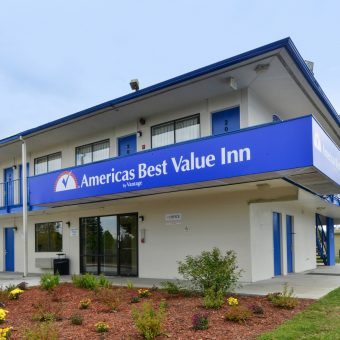 Americas Best Value Inn Anderson, IN