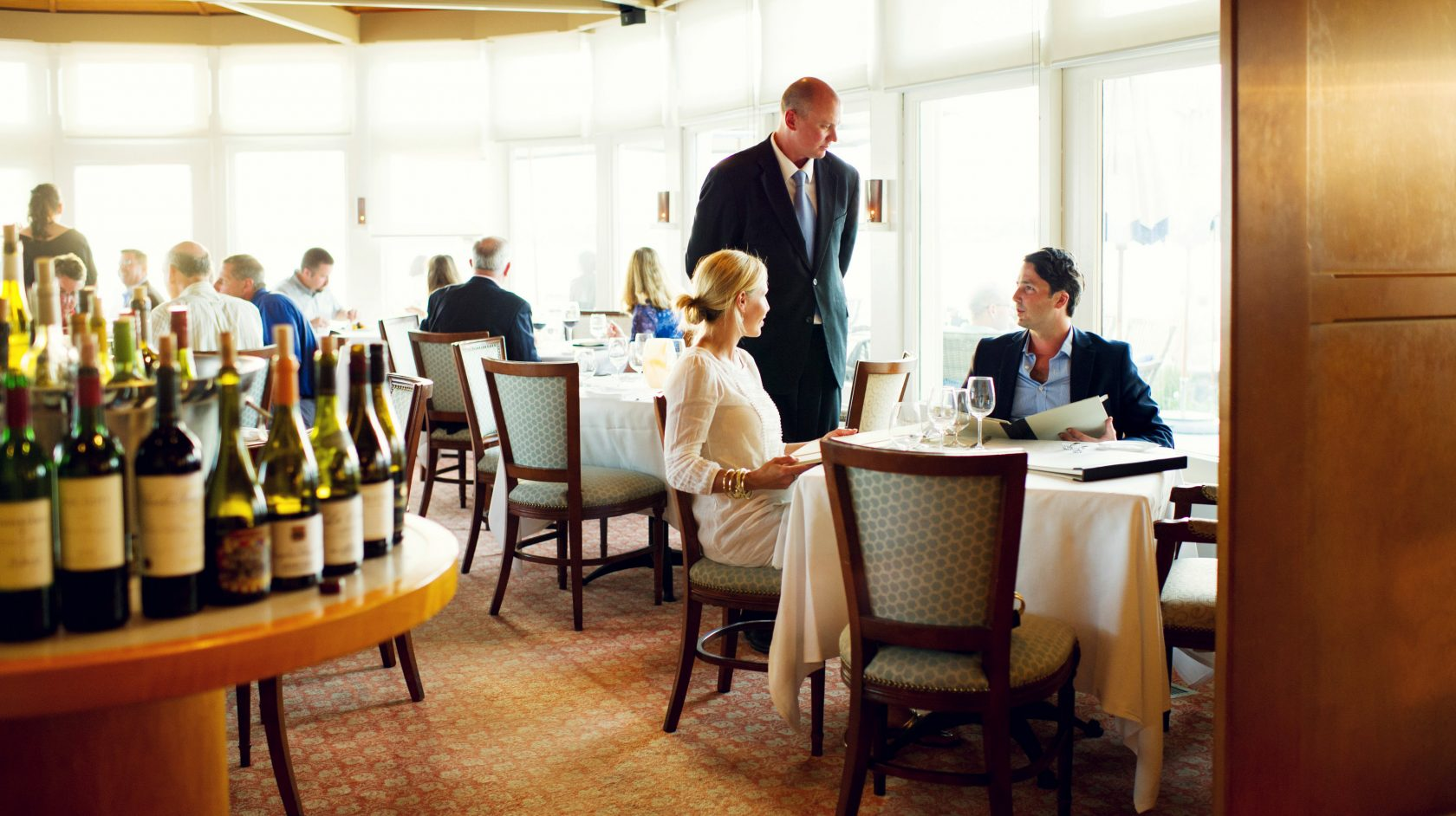Restaurant in Newport RI | Castle Hill Inn