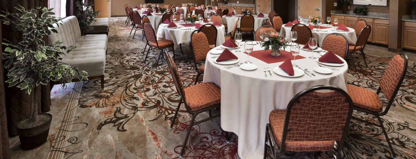 Meeting Space with Dining at Hampton Inn Paso Robles