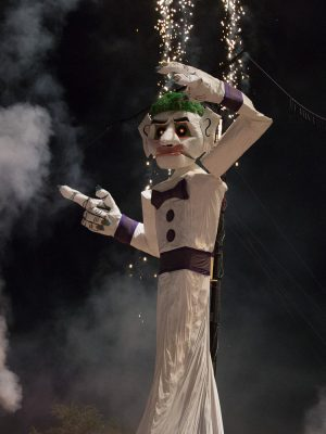 The 93rd Annual Burning of Zozobra