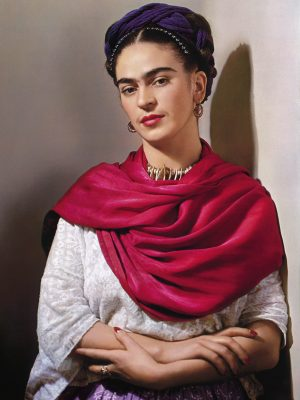 Mirror, Mirror: Photographs of Frida Kahlo