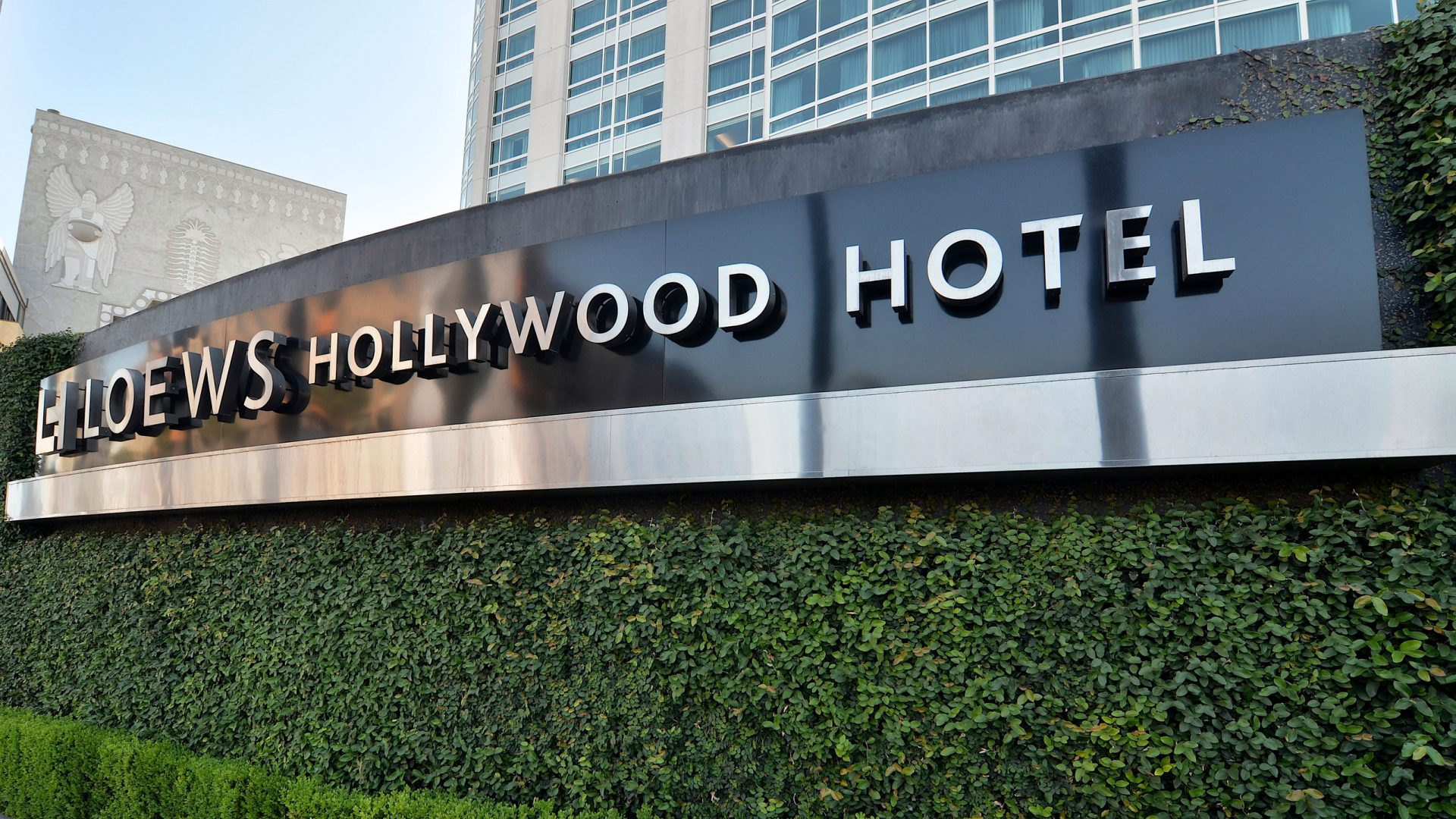 Loews Hollywood Hotel Los Angeles Ca