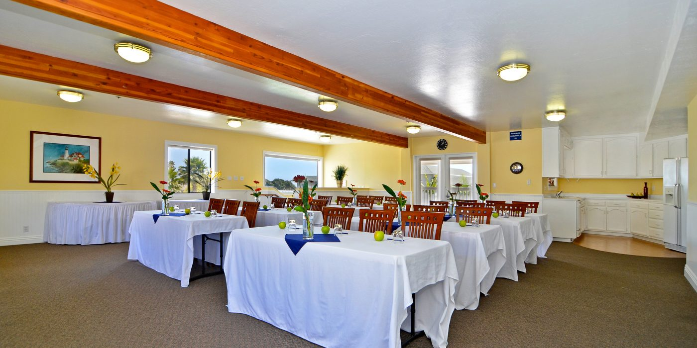 Spacious conference space Pismo Lighthouse Suties