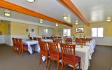 Beautiful conference room tables Pismo Lighthouse Suites