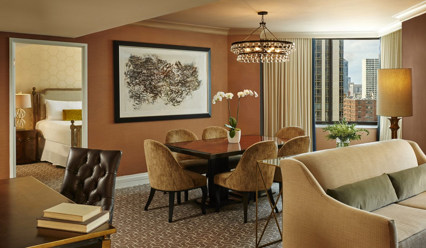 Luxurious Sunny One Bedroom Suite at The Rittenhouse Hotel in Philadelphia