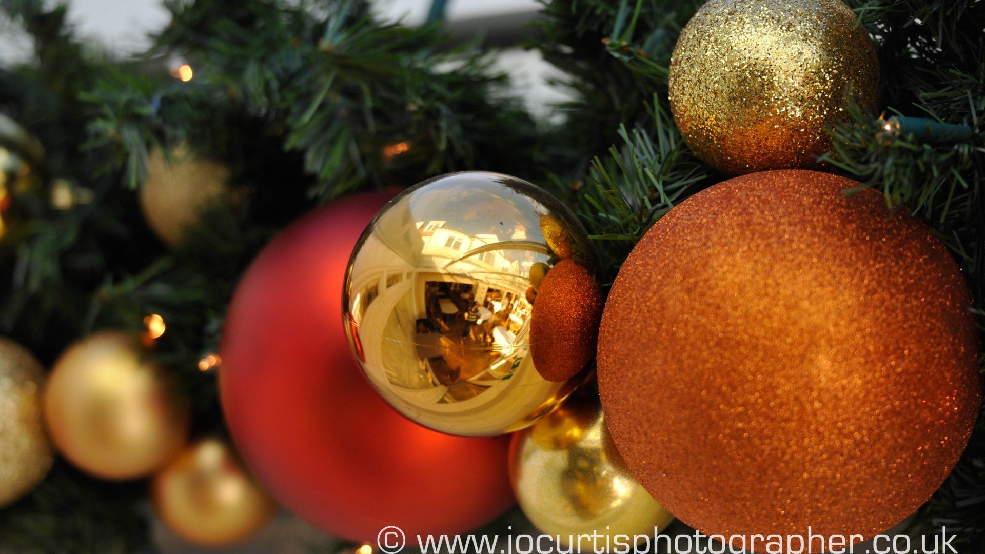 Roslin Hotel Christmas Menu