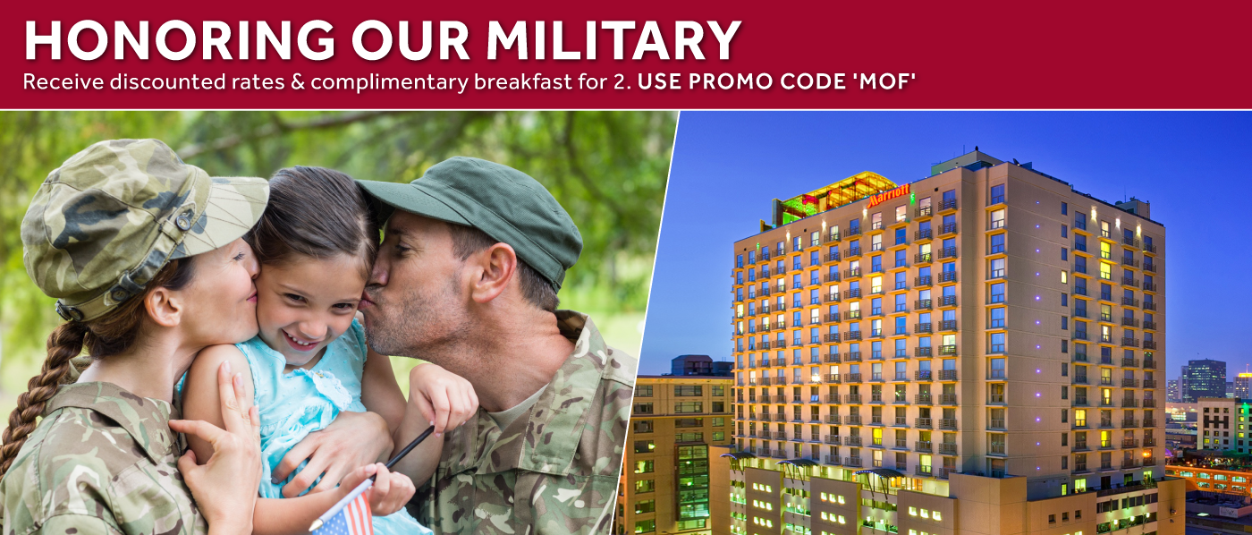 Military Special Offers