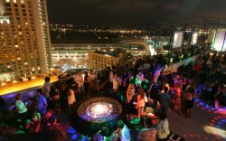 Party up at Altitude SKY Lounge
