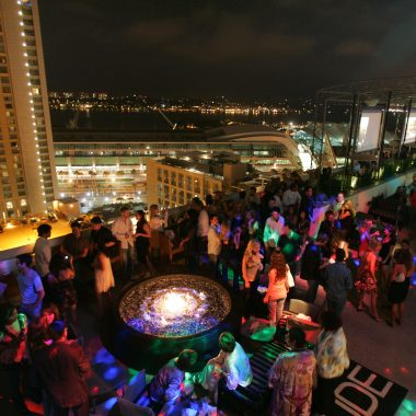 Rooftop Bar In San Diego Altitude Sky Lounge
