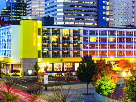 Portland Boutique Hotels Hotel Rose