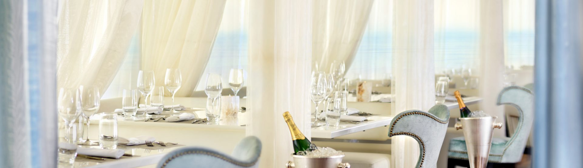 MEETINGS & EVENTS INTIMATE EVENTS IN L.A. WITH OCEAN VIEWS