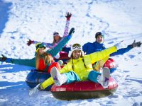 snow tubing hotel deal at Wisco Hotel