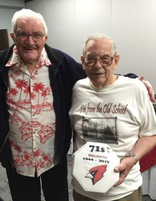 Fond du Lac High School class of 1944 celebrates 71 years