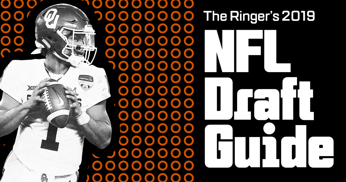 The Ringer's All-Encompassing Two-Round NFL Mock Draft and Top-100 Big Board