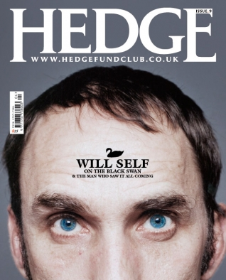 Will Self on the Black Swan & The Man Who Saw All that Coming - Hedge Magazine 9
