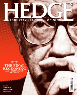 Alan Greenspan in the Dock: The Final Reckoning - Hedge Magazine 10