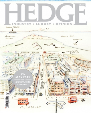 The Mayfair Issue - Hedge Magazine 12