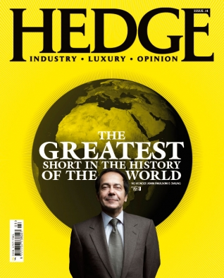The Greatest Short in the History of the World - Hedge Magazine 14