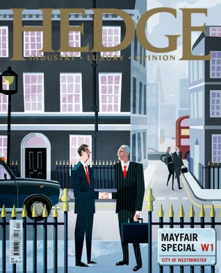 Mayfair Special - Hedge Magazine 23