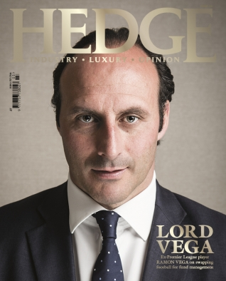 Lord Vega - Ex-Premier League player RAMON VEGA on swapping football for fund management