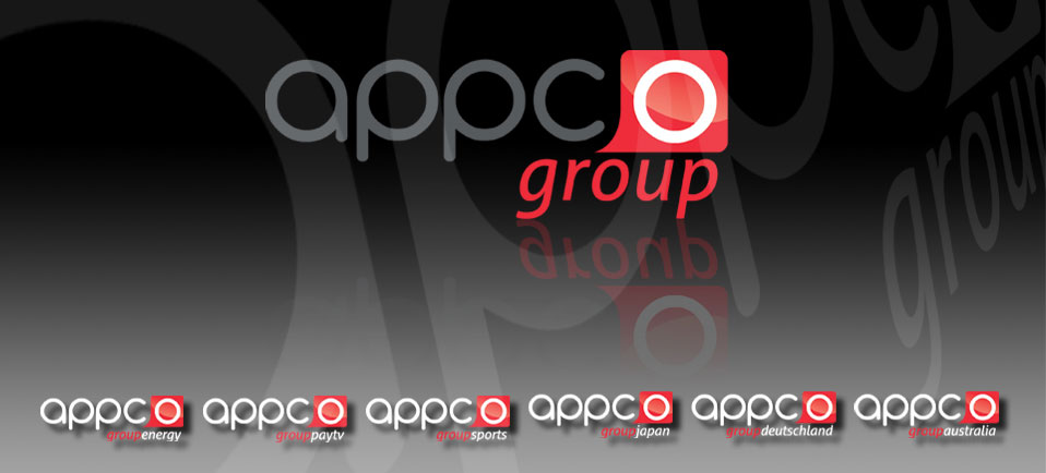 Appco global logo design