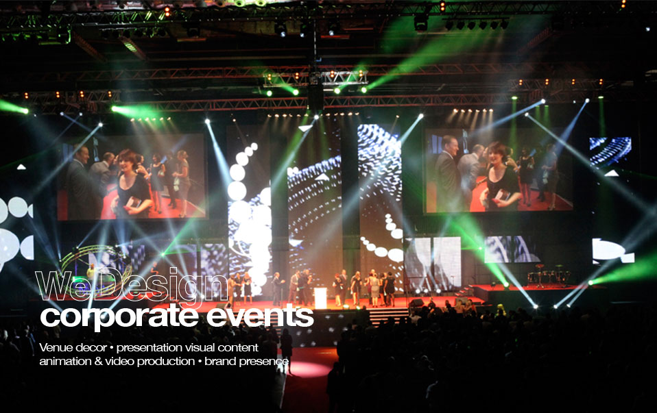 Live event at excel london 2010
