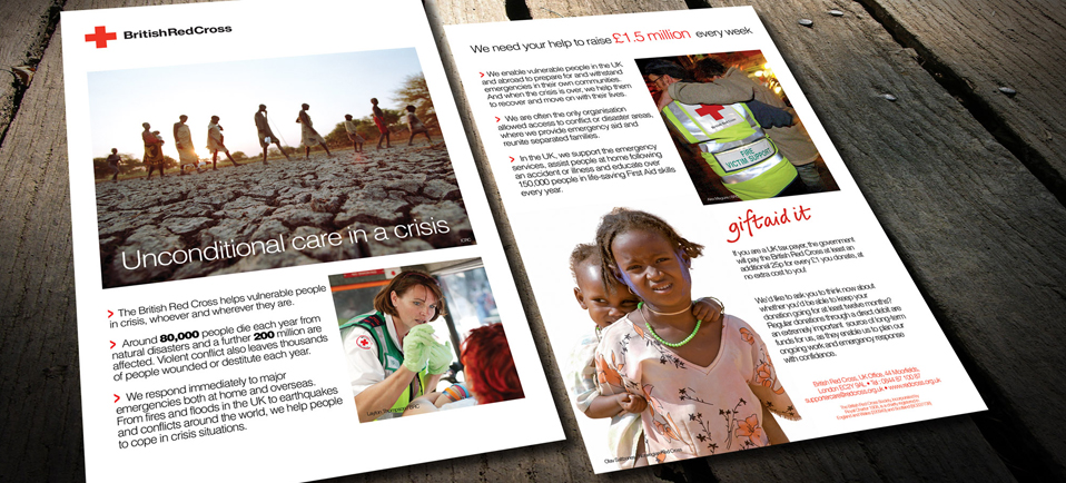 charity donor-ship promotion