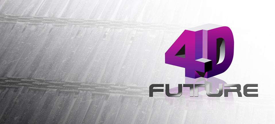 4D company branding & identity project