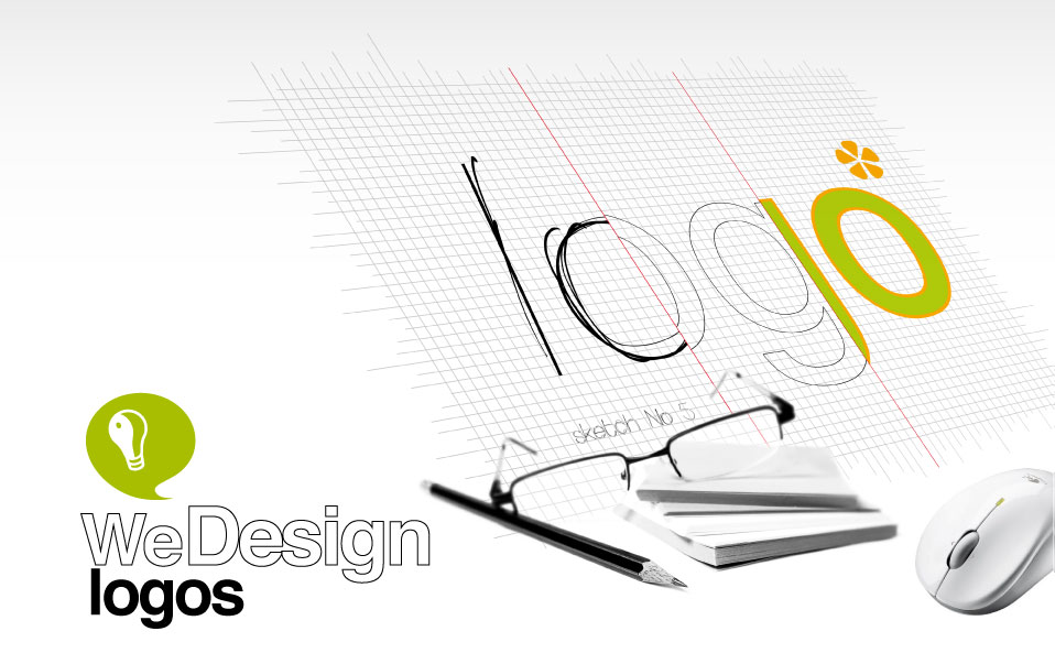 we design and create logos and identities for businesses