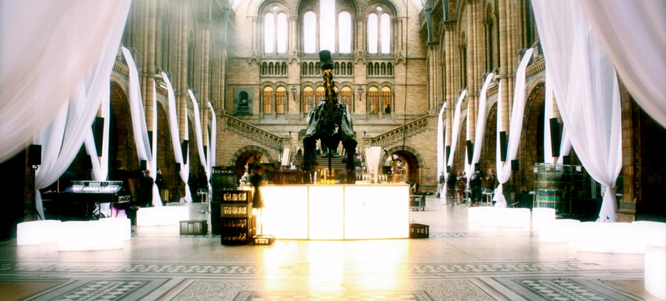 natural history museum event
