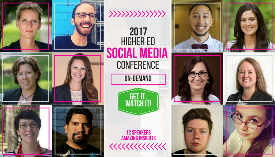 2017 Higher Ed Social Media Conference