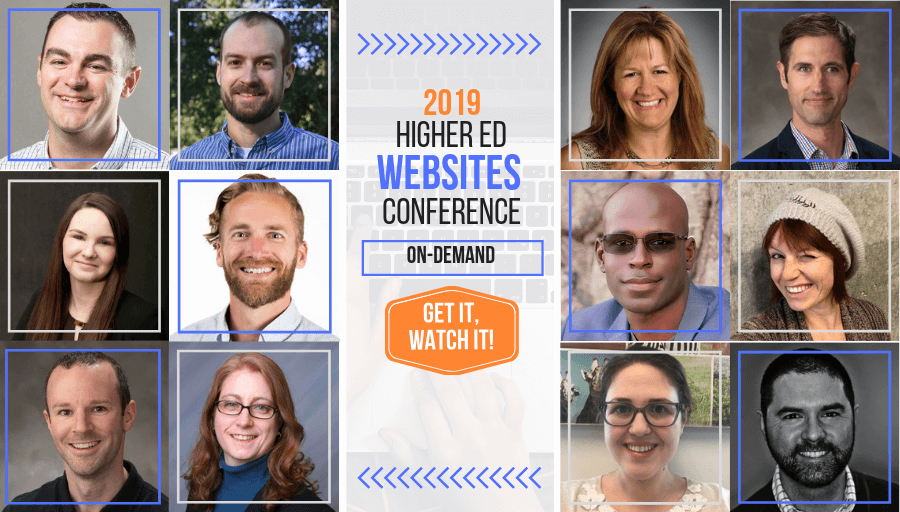 Submit a proposal for the 2019 Higher Ed Websites Conference