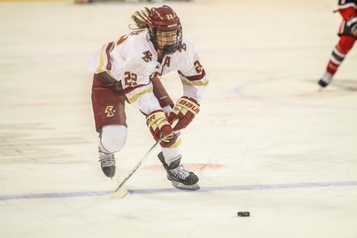 Haley Skarupa skating fast