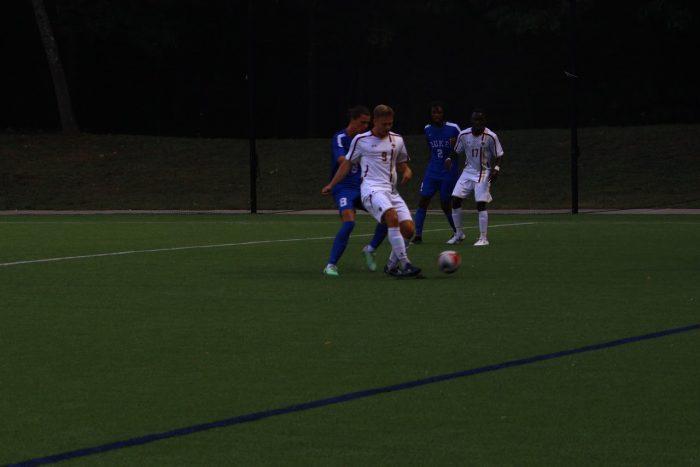 Boston College men's soccer