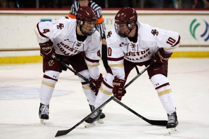 Boston College men's hockey