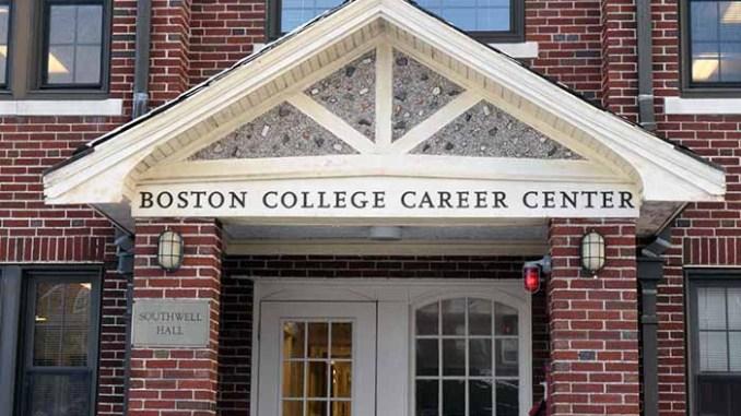 boston college career center